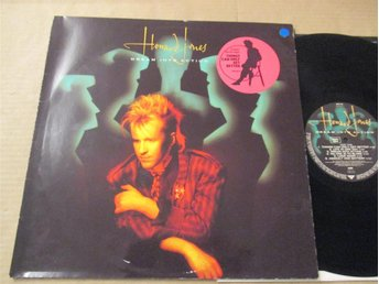 "Howard Jones ""Dream Into Action"""