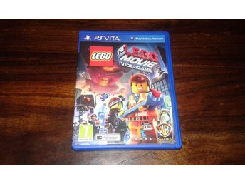 The LEGO Movie Videogame, PS Vita, Komplett, Fint skick!