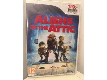 Aliens In The Attic Nintendo Wii (NY)
