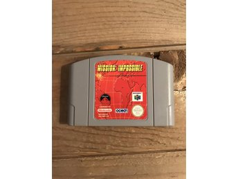 Mission impossible N64 SCN