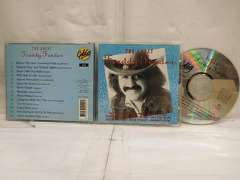 FREDDY FENDER - THE GREAT