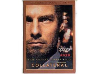 DVD Collateral - SPECIAL EDITION Två skivor - Hässelby - DVD Collateral - SPECIAL EDITION Två skivor - Hässelby