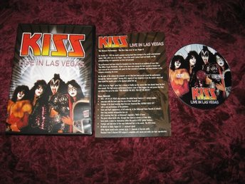 KISS-LIVE IN LAS VEGAS DVD