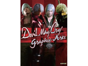 Devil May Cry: 3142 Graphic Arts (Ny/inplastad) Bok med illustrationer från spel