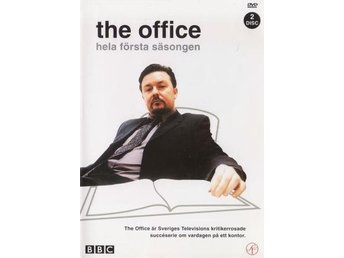 Office: Säsong 1 (2 Disc) (Beg)