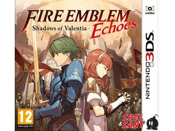 Fire Emblem Echoes Shadows of Valentia