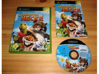 Xbox: Over the Hedge