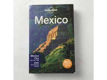 Lonely Planet, Bok, Mexico
