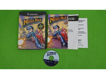 Mega Man Anniversary Collection NTSC-U Gamecube Nintendo Game Cube megaman