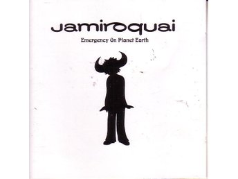 Jamiroquai-Emergency on planet earth / CD