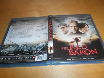 BLU-RAY - RED BARON