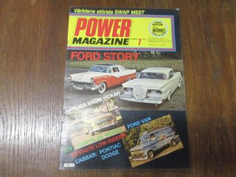 Power  Magazine Nr 1-1979