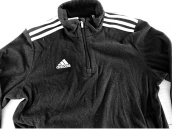Adidas fleece jacka