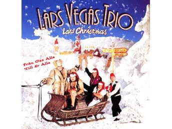 Lars Vegas Trio: Lars Christmas 1992 (CD)