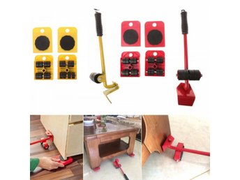 Home Furniture Mover Set ( 4 + 1 )