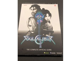 Soul Calibur - The Complete Official Guide - Piggyback