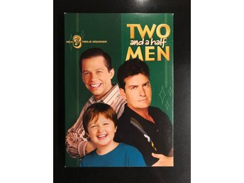 Two and a halv men - Säsong 3 - DVD-box
