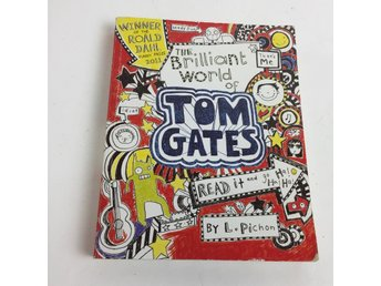 Bok, The Brilliant World of Tom Gates, Liz Pichon, Pocket