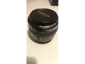 Canon EF 50mm 1:1,4