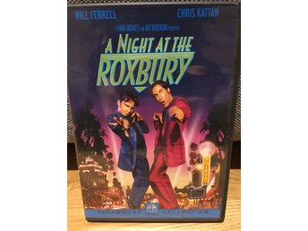 A night at the roxbury dvd