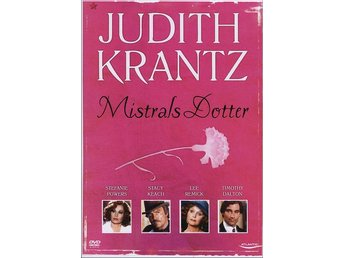 Mistrals Dotter Mistral's Daughter (2-disc) DVD 1984 Drama Miniserie