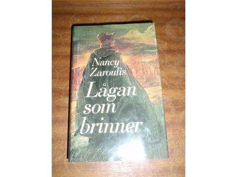 Nancy Zaroulis - Lågan som brinner - Piteå - Nancy Zaroulis - Lågan som brinner - Piteå