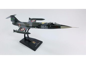 Leo Models AMI Series Lockheed F-104S - 1/100 scale