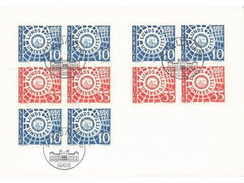 FDC 4.6.68 Lunds universitet F 631 - 632