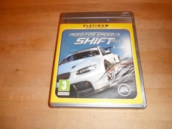 Need for speed shift, PS3