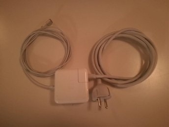 Original Apple MacBook Air MagSafe2 Strömadapter 45W