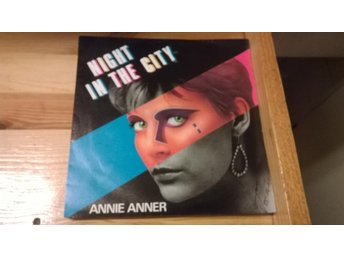Annie Anner - Night In The City, EP
