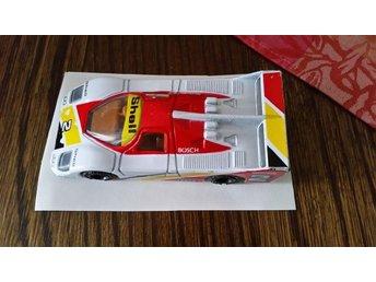 """1983 Skala 1:40 Special Porsche MATCHBOX """"Shell"""" i Fint skick - Torsby - 1983 Skala 1:40 Special Porsche MATCHBOX """"Shell"""" i Fint skick - Torsby"""