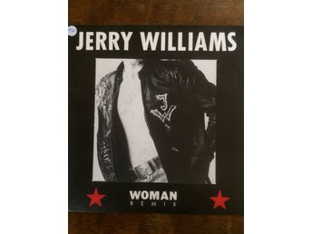 Jerry Williams - Womanremix. Single