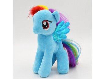 Gosedjur Mjukisdjur My Little Pony - Blå - Hong Kong - Gosedjur Mjukisdjur My Little Pony - Blå - Hong Kong