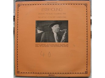 LP Lester Young Jammin´ the blues 1944 The Apollo Concert 1946