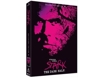 The Dark Half (Lmtd MEDIABOOK DVD Blu-ray) Stephen King 1993 -Timothy Hutton OOP