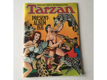 TARZAN - PRESENT-ALBUM 1976. - Frövi - TARZAN - PRESENT-ALBUM 1976. - Frövi