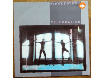 Simple Minds-Celebration (Virgin V 2248) 1982