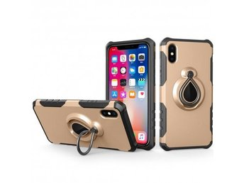 Buckle Case 2i1 Apple iPhone X Färg: Guld