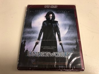 UNDERWORLD (HD DVD) Ny inplastad