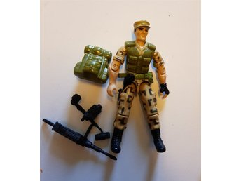 Action Force Gi Joe Repeater