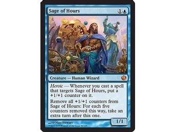 MtG, Sage of Hours, Journey Into Nyx