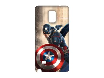 Captain America Samsung Galaxy Note 4 Skal