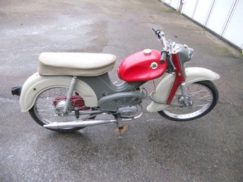 Moped HERCULES