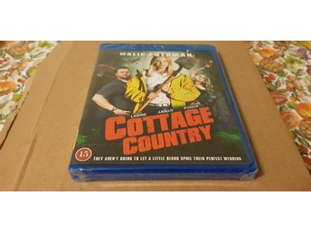Cottage Country - Malin Åkerman - Ny Inplastad *Blu-ray*