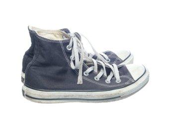 sports shoes 5e0a1 0c150 Converse, Tygskor, Strl  38, Svart