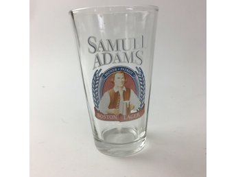 Samuel Adams, Ölglas, Transparent