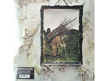 LED ZEPPELIN - IV GATEFOLD 180G NY LP REMASTERED