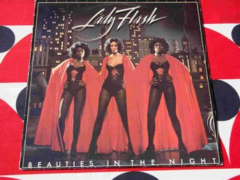 LADY FLASH - BEAUTIES IN THE NIGHT LP 1976