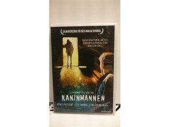 KANINMANNEN - BÖRJE AHLSTEDT - SVENSK DVD - UTGÅTT!!! - Grästorp - KANINMANNEN - BÖRJE AHLSTEDT - SVENSK DVD - UTGÅTT!!! - Grästorp